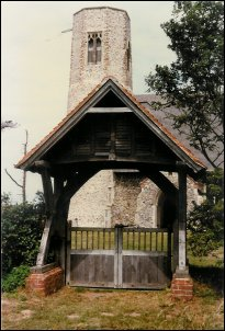 Edingthorpe Church Lych-Gate