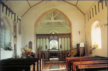 Edingthorpe Church Interior