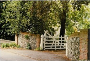 Edingthorpe Rectory Gate