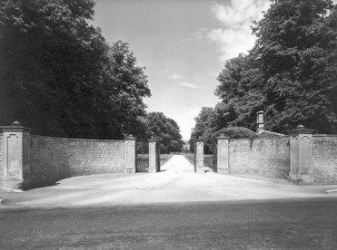 Heytesbury House Main Gate