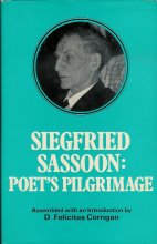 Siegfried Sassoon: Poets Pilgrimage 1973