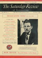 The Saturday Review 1939