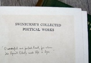 Swinburne's Collected Poetical Works