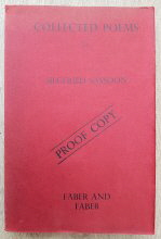 Collected Poems Proof Copy